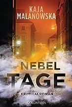 Nebeltage: Kriminalroman (German Edition)