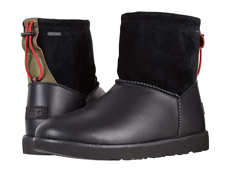 UGG Classic Toggle Waterproof (Black) Men