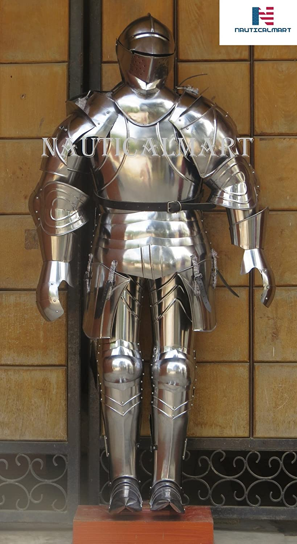 NauticalMart Medieval Full Oklahoma City Mall Body Armor of Knight Hallo Suit Popularity