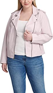Best ladies classic leather jackets Reviews