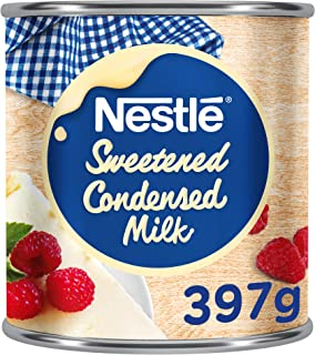 Nestle Sweetened Condensed Milk Can 397g