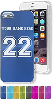 Case for iPhone 5/5s - Sports Jersey - Personalized Engraving Included