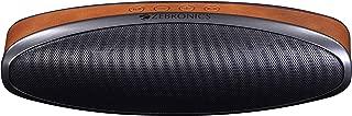 Zebronics Zeb-Vogue Portable BT Speaker with mSD, USB, AUX, FM, Mic & Dual Drivers