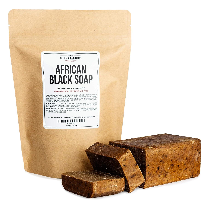 African Black Soap Butik