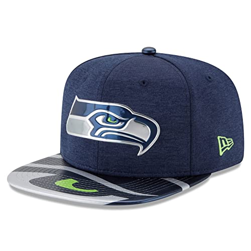 193ab68b New Era NFL 2017 Draft On Stage 9Fifty Snapback Cap