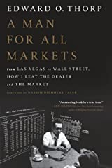 A Man for All Markets: From Las Vegas to Wall Street, How I Beat the Dealer and the Market Kindle Edition
