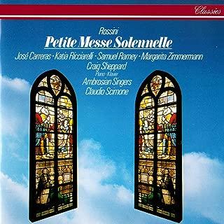 Rossini: Petite Messe solennelle / Kyrie - 1b. Christe