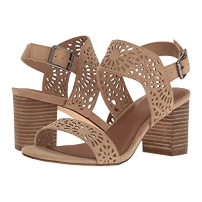 Yellow Box Carilena (Taupe) High Heels