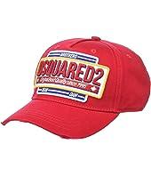 DSQUARED2 - Logo Baseball Cap