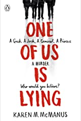 One Of Us Is Lying (English Edition) Format Kindle