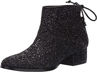 Katy Perry Women's The Whitnee-Chunky Glitter Ankle Boot