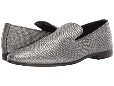 Steve Madden Dieggo Dress Loafer (Silver) Men