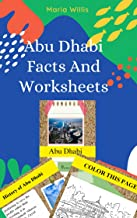 Abu Dhabi Facts And Worksheets: Children's Activity Book