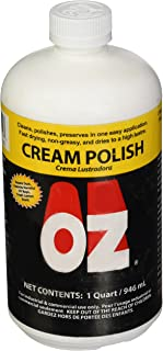Mohawk Finishing Products OZ Cream Polish - 32oz