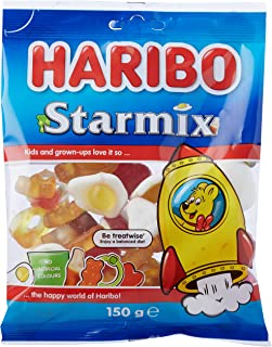 Haribo Starmix Gummies, 14 x 150 Grams