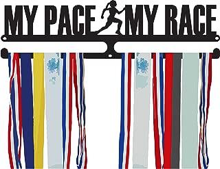 Running Medal Hanger - My Pace My Race Female