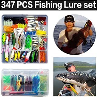 Best fishing lure packages Reviews