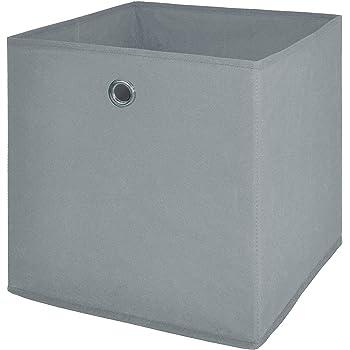 Mobel Akut Faltbox 4er Set In Rot Aufbewahrungsbox Fur Raumteiler Oder Regale Amazon De Kuche Haushalt