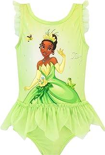 Disney - Maillot de Bain - La Princesse et la Grenouille Tiana - Fille