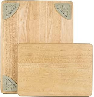 Best gripperwood cutting board feet Reviews