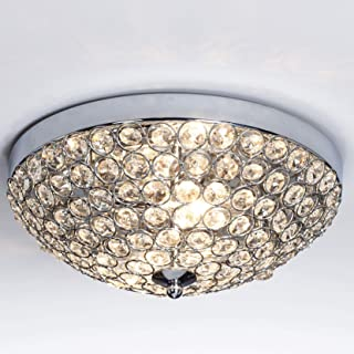 Best crystal light fixtures ceiling Reviews