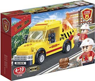 Banbao 7108 Construction, Building Sets & Blocks  3 - 6 Years,Multi color