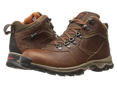 Timberland Earthkeepers(r) Mt. Maddsen Mid Waterproof (Medium Brown Full-Grain) Men