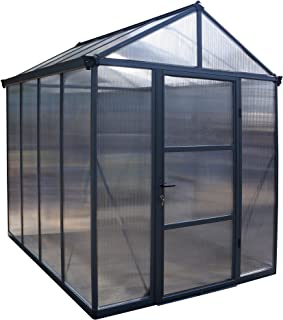 greenhouse louvre vent glass