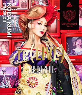 KODA KUMI LIVE TOUR 2019 re(LIVE) -JAPONESQUE-(Blu-ray Disc)