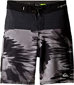 "Highline Blackout 17"" Boardshorts (Big Kids)"