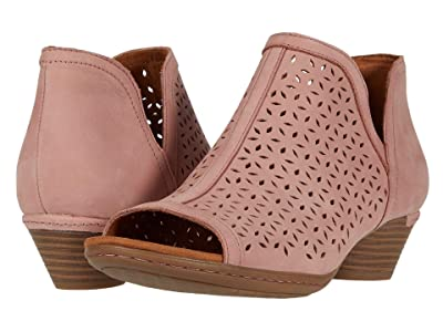 Cobb Hill Laurel Open Boot (Light Rose) Women