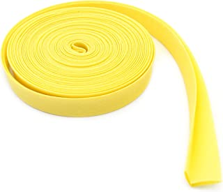 "Double-fold Bias Tape 1/2"" Wide ~ Poly Cotton (5 Yards, Yellow)"
