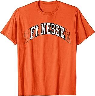 Tennessee Finesse Hip Hop Distress Print Shirt