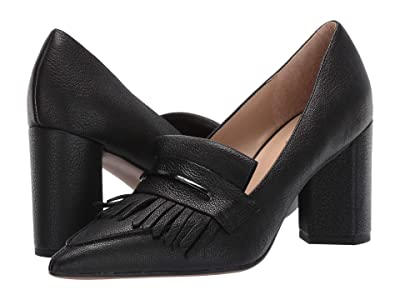 Franco Sarto Noble (Black Leather) Women
