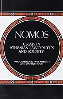 Nomos: Essays in Athenian Law, Politics and Society