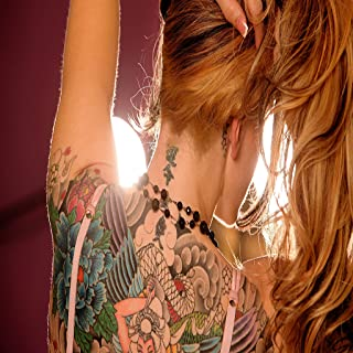 Girl with Tattoo Live Wallpaper Free