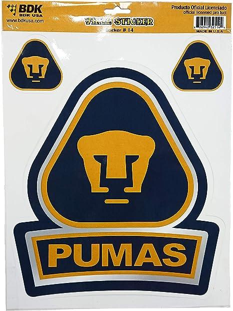 Pumas UNAM Vinyl Sticker