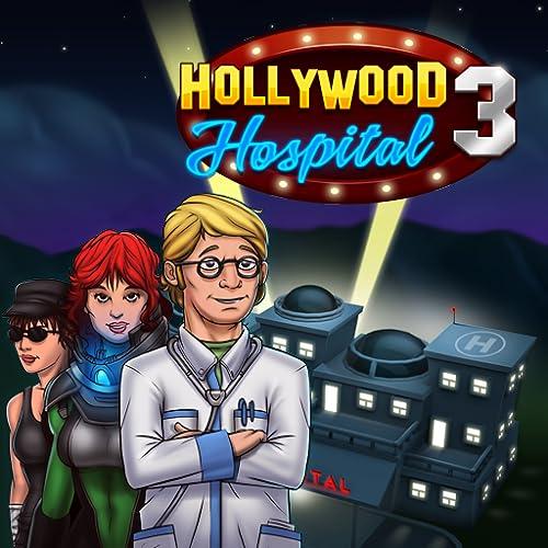 Hollywood Hospital 3 - curar seus pacientes VIP e ficar longe de fofocas e escândalos!
