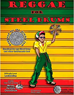 steel pan music sheets letters
