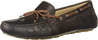 Womens Leather Made in Brazil Natucket Driver Loafer