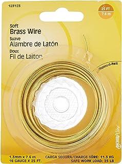 The Hillman Group 123123 Soft Brass Wire