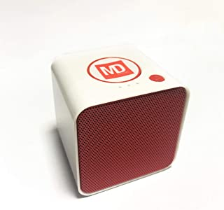 MD Digital Bluetooth speaker with Crisp clear sound, good bass & also answer call from your bluetooth speaker