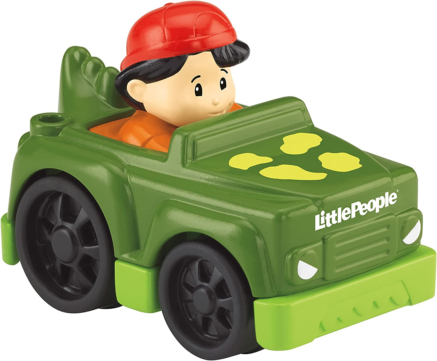 All stores are sold Fisher-Price Little People Wheelies Koby Cheap