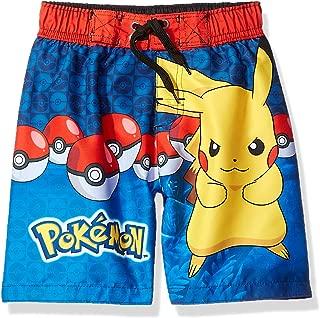 Boys' Big Pokemon Swim Trunk