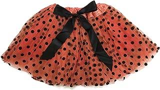 Ballerina Girls Dress-Up Princess Fairy Polka Dots & Ribbon Tutu