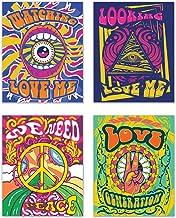 Amazon Com Psychedelic Wall Art