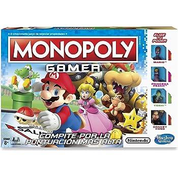 Hasbro Gaming Juego de Mesa Monopoly Gamer