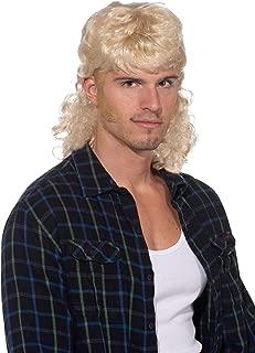 Forum Novelties Men's 90's Mullet Wig