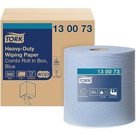 lot de 6 bobines Blanc Tork 473414 Papier dessuyage Advance /à d/évidage central M2-150,7 m x 19 cm