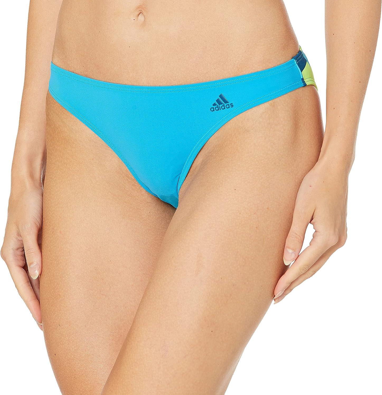 adidas Women's Amphi Low-Rise Bikini Bottom